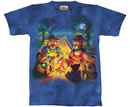 T-Shirt Campfire Teddies, Kids